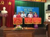 thành tích bnăm học 2018-2019 nhận tập thể xuất săc và cờ thi đua của Tỉnh